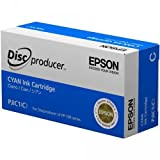 Epson C13S020447 - - Cyan - original - ink cartridge - for Discproducer PP-100, PP-100AP, PP-100II, PP-100N, PP-100NS, PP-50
