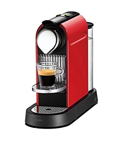 Krups Máquina de Café Nespresso Citiz Rojo