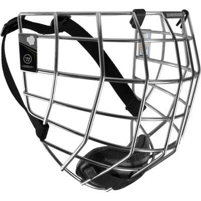 Warrior-Krown-LTE-Cage-Silver-Small