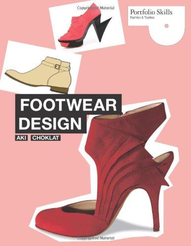 Footwear Design (Portfolio Skills: Fashion &