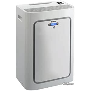 Danby Dpac8Kdb Portable Air Conditioner