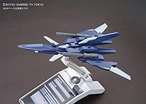 "Bandai Hobby HGBC Lightning Back Weapons System ""Gundam Build Fighters Try"" Action Figure (1/144 Scale)"
