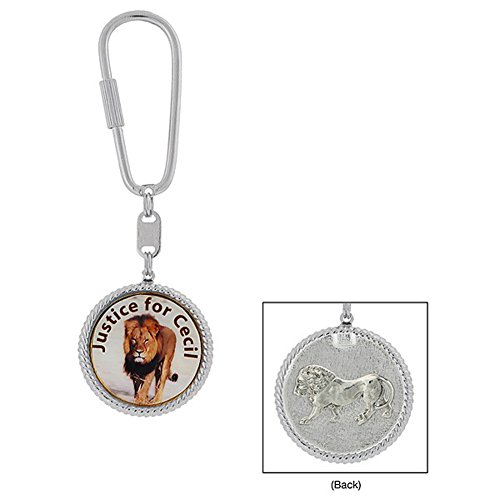 silver-tone-justice-for-cecil-the-lion-key-fob