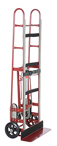 Vestil APPL-1200-60 Appliance Cart, Ratchet 1200 lb. lb. Capacity, 15