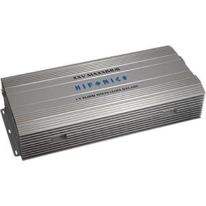 Hifonics XXV Maxximus High Performance D-Class 2-Channel Car Amplifier