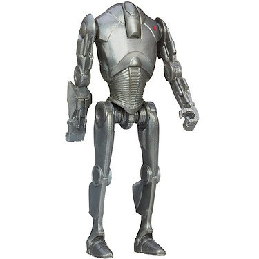 Star Wars Episode II Super Battle Droid (Star Wars Episode 2 Figures compare prices)