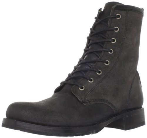 cheap black combat boots