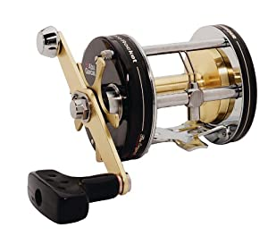 Abu-Garcia Ambassadeur CS Pro Rocket Baitcast Reel, Right