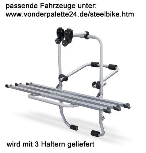 Steelbike Fahrrad Heckträger BMW 3er 1991-2005,