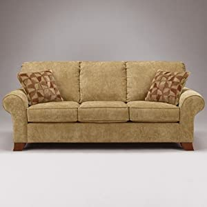 tawny sofa by famous brand furniture