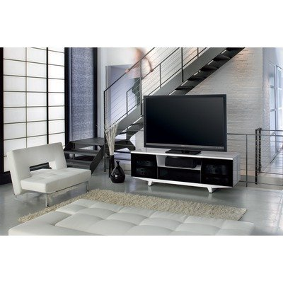 Cheap Marina 73″ TV Stand in Gloss White (8729-2 W)