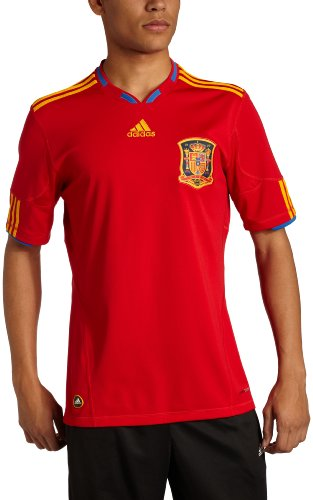 Spain Home Soccer Jersey