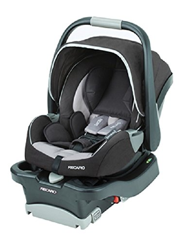 Recaro Performance Coupe Granite Infant Safety Child Car Seat front-954615