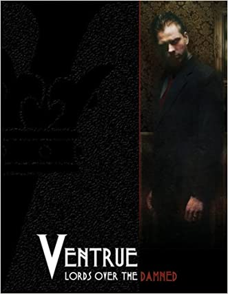 Ventrue: Lords Over the Damned (Vampire the Requiem)