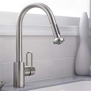 Hansgrohe Metro E High Arc Kitchen Faucet