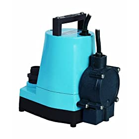 Little Giant 5-ASP-LL Water Wizard Submersible Pump