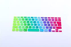 DHZ Japanese/English Keyboard Cover for MacBook Pro 13