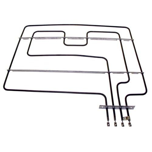 Garland Oven Element G01042-1 back-16313