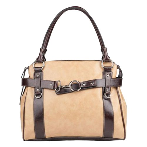 Rina Rich North-South Tote By Rina Rich - Camel front-585927
