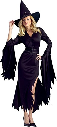Morris Costumes Gothic Witch Adult Medium/Large