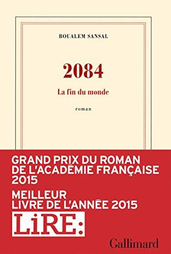2084-la-fin-du-monde-blanche-french-edition