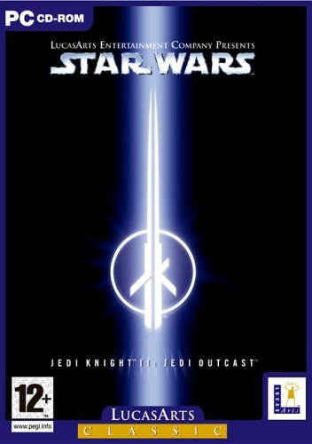 LucasArts Classic: Star Wars: Jedi Knight II - Outcast (PC)