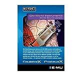 E-MU EM8668 Old World Instruments Emulator X2/Proteus X2 Soundset