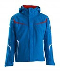 Buy Descente D4-8640 Mens Victor Jacket Cobalt Blue X-large by Descente