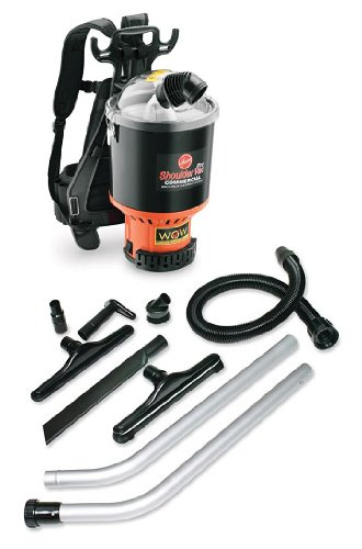 HOOC2401 - Shoulder Vac Commercial Backpack