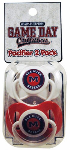 NCAA Ole Miss Rebels Infant Pacifier