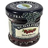 ST. DALFOUR Strawberry Conserves, 1 Ounce Jars (Pack of 48)