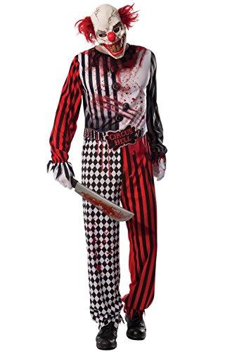 Memem (Killer Jester Costume)