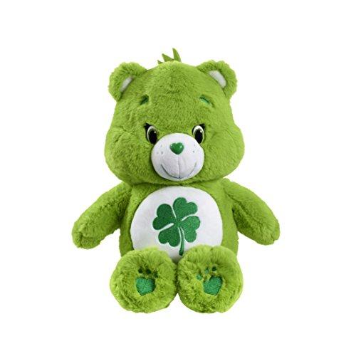 care-bears-with-dvd-good-luck-bear-plush-medium