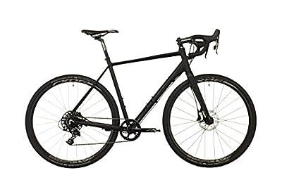 Serious Grafix Pro cyclocross bike black 2017 cyclocross bike