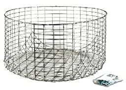 GSM Outdoors 20631  American Hunter Varmint Guard for 30 gal Barrel