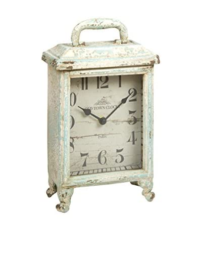 ECLECTIC COLLECTION Reloj De Mesa Azul