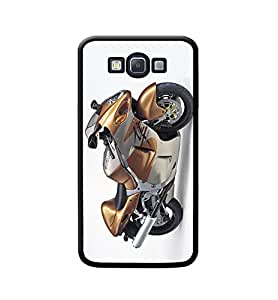 Ebby Back Cover for Samsung Galaxy A7