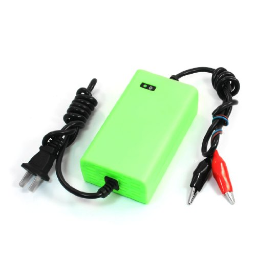 Us Plug Input Alligator Clip E-Bike Battery Charger Dc12V 2A 12-20Ah