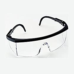 3M 1710 IN Protective Safety Spectacles, Pack of 2