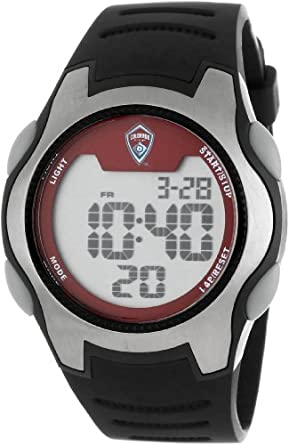 Game Time Mens MLS-TRC-COL COLORADO RAPIDS Watch by Game Time
