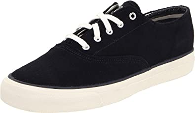 Sperry Top-Sider Women's Cvo Lace-Up Flat,Navy,7.5 M US