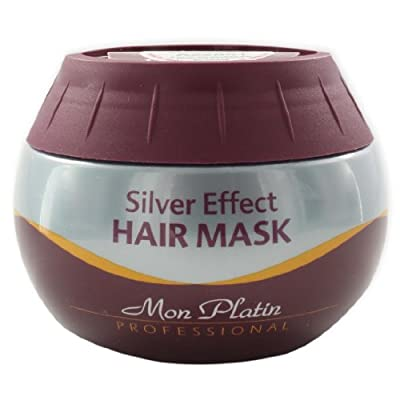 Silver Effect Hair Mask (Mon Platin) 8.5 OZ / 300ML