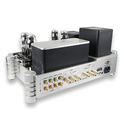 YAQIN King 2A3 MS-2A3 Vacuum Tube Hi-end Tube Integrated Power Amplifier PUS by Yaqin