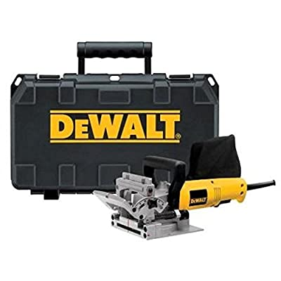 DEWALT 6.5-Amp Heavy Duty Plate Joiner Kit from DEWALT