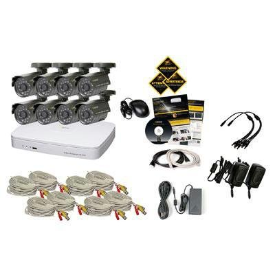 Q-SeeQC3016-8B5-5 Video Surveillance System for Security Systems