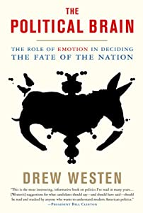 "Cover of ""The Political Brain: The Role o..."