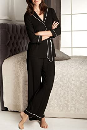 Portfolio Modal Rich 3/4 Sleeve Pyjamas [T37-7207-S]