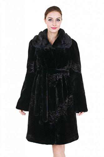 adelaqueen-womens-faux-fur-coat-with-mink-fur-collar-and-belt-black-size-xl