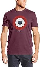 Ben Sherman Men's MB10517 T-Shirt Short Sleeve T-Shirt