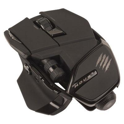 Mous9 Black Adj Bt Mouse